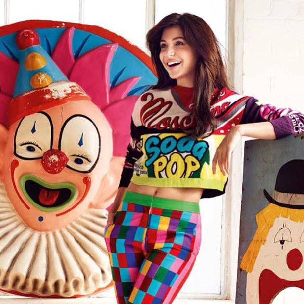 Anushka Sharma Photo Shoot For VOGUE Magazine January 2015 Photos
