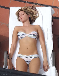 Ashley Tisdale, her boy friend, model, the Bacara Resort and Spa, luxury the Bacara Resort and Spa, the Bacara Resort club, the Bacara luxury Spa, Resort and Spa