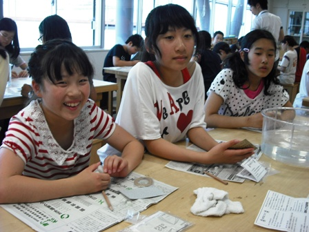【速報】女子小学生がスク水でレンコン掘りYouTube動画>9本 ->画像>226枚