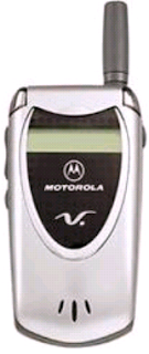 Motorola V60s: The Cheapest Flip Cell Phone Around