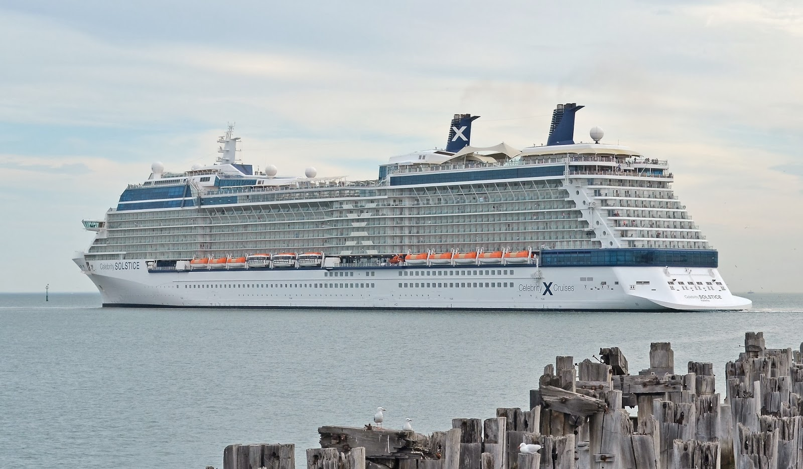 7-Night Celebrity Solstice Roundtrip Seattle Sailing July ...