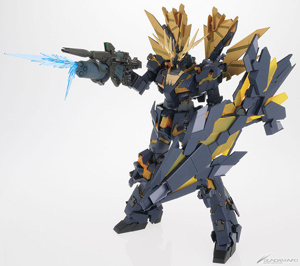 Perfect Grade Banshee Norn Destroy Mode