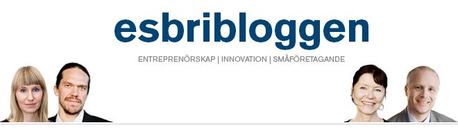 esbribloggen – om entreprenörskap, innovation och småföretagande