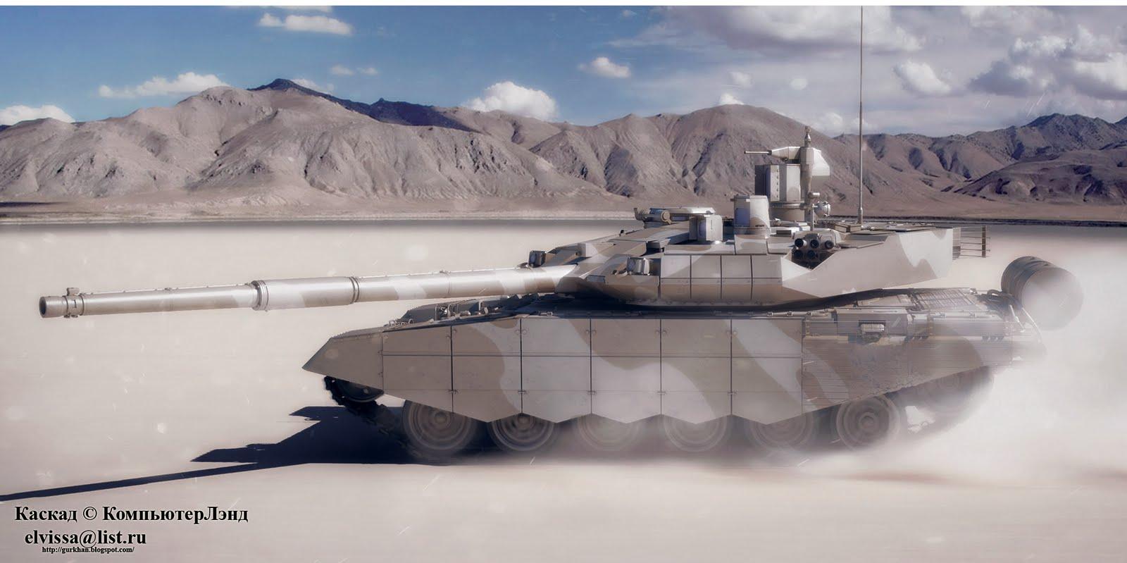الجزائر توقع عقدا لشراء 300 دبابة  تي 90  والاحتمال انها  نوع T90MS - صفحة 4 T-90MS_rus-15