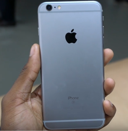 Apple Launches Iphone 6s And 6s Plus With 3D Touch, Has ...