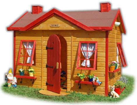 Pupaprinzessin casitas de cuento - Caseta infantil madera ...