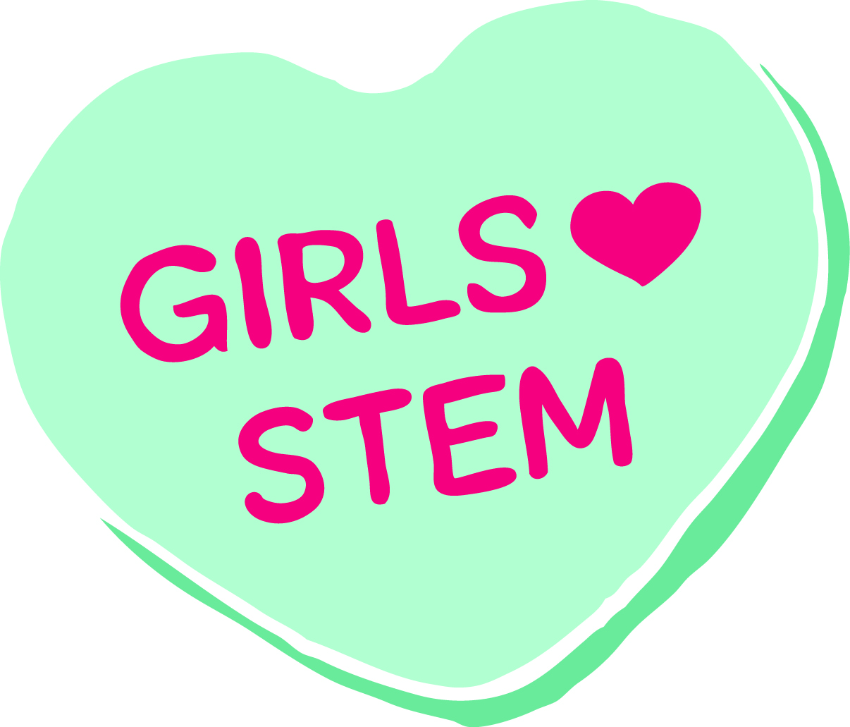 Girl Scout Wallpaper to Expose Girls to Stem