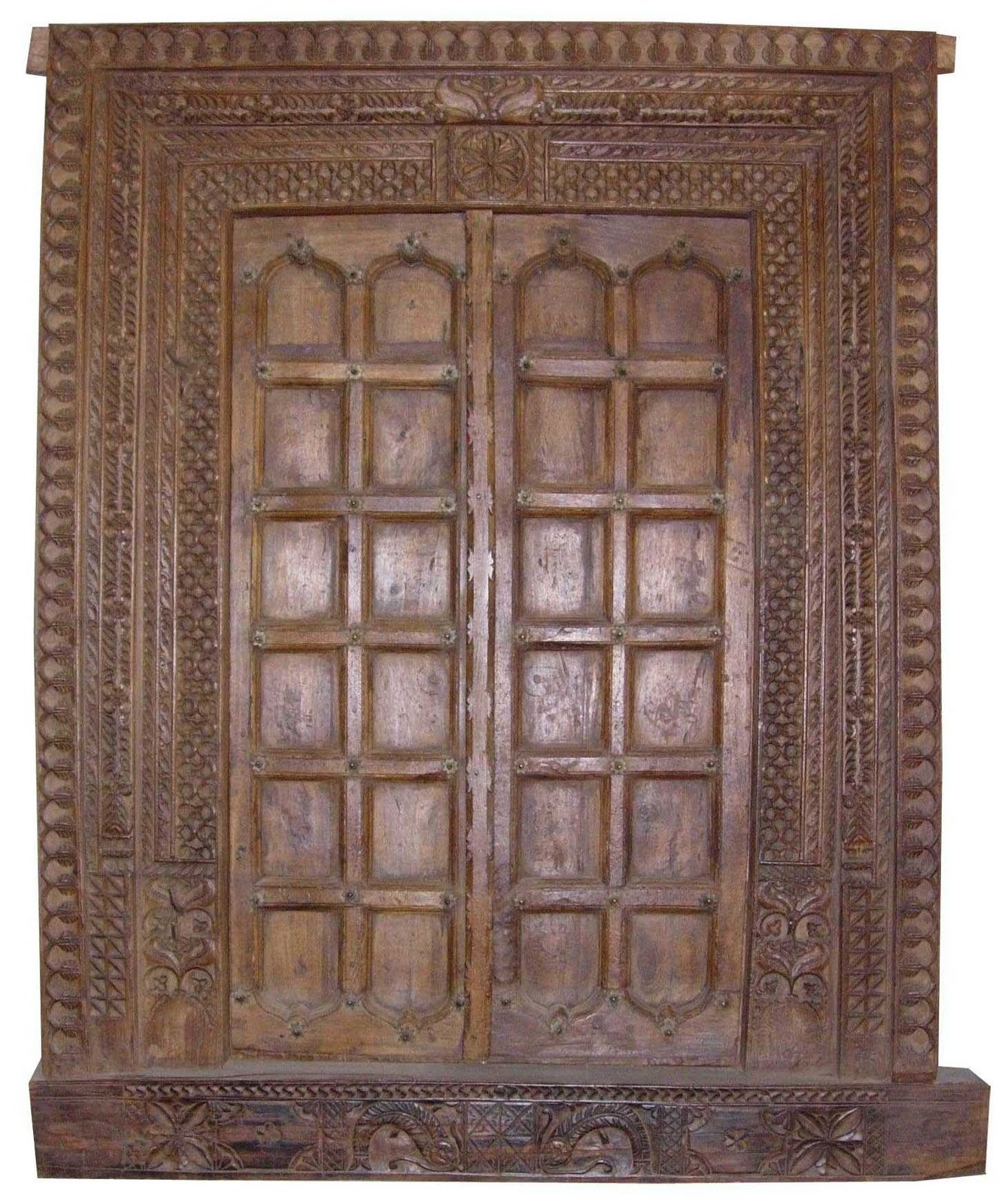 Antique Wooden Door 1328 x 1600