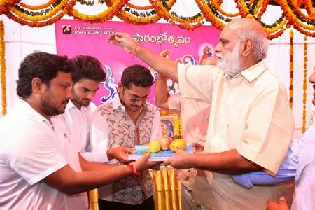 Krishnamma Kalipindi Iddarini Movie Launch Photos
