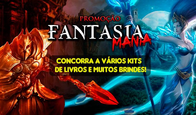 Sorteio Fantasia Mania