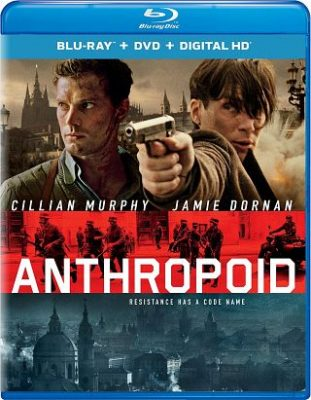 Filme Poster Anthropoid