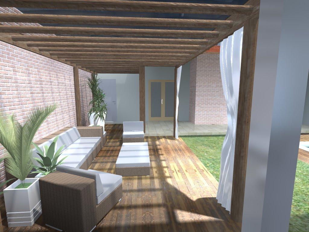 #837B48 Reforma   Ampliação Área de Lazer ~ arquitetura 1024x768 px projeto banheiro 3x2