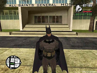 GTA Batman Full Version Free Download PC Game