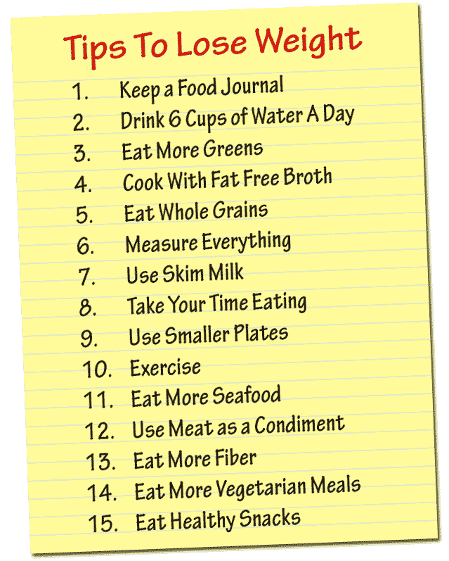 best weight loss tips 2014