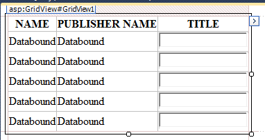 How to Bind Data To TextBox Values in Asp.Net GridView Control Using ...