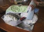 Tricycle Diaper Cake for a Boy
