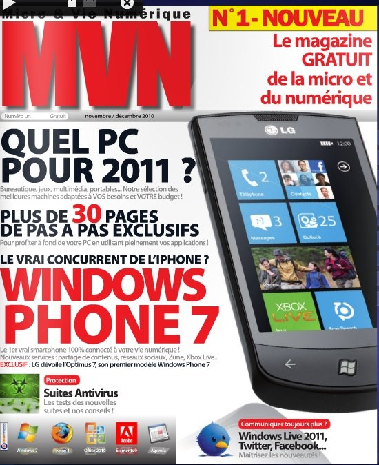 magazine informatique