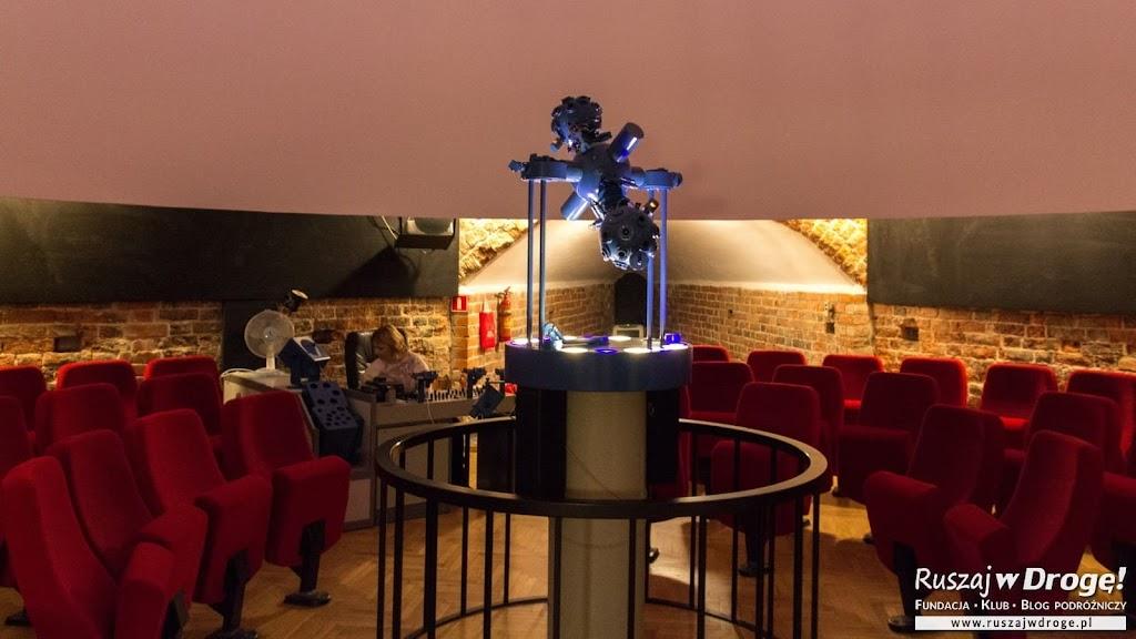 Planetarium we Fromborku