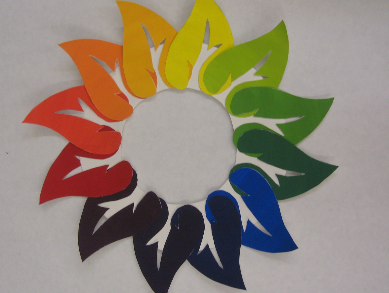 Cool Color Wheel Ideas color wheel ideas with ying yang twins pinterest