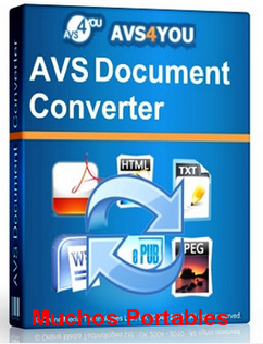 AVS Document Converter Portable