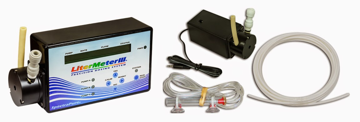 You Can Automate Water Changes Using A Spectrapure Litermeter Iii With Exchange Module