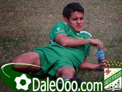 Oriente Petrolero - Jhasmani Campos - DaleOoo.com web del Club Oriente Petrolero