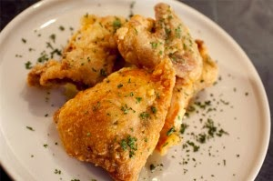 Pollo con Oregano