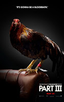 Chicken The Hangover Part 3 Poster