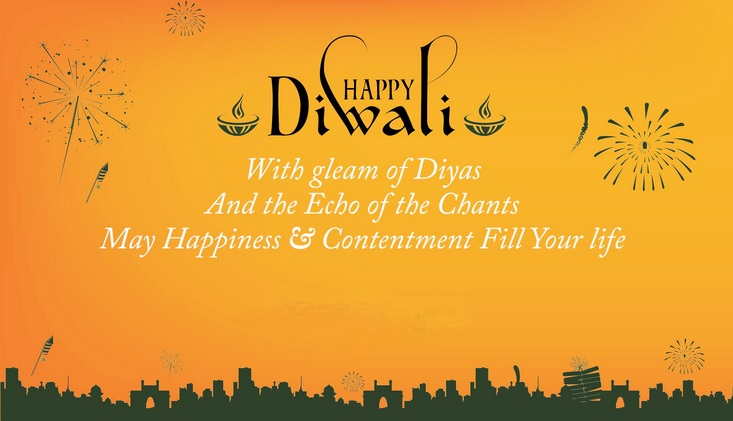 information on diwali in english