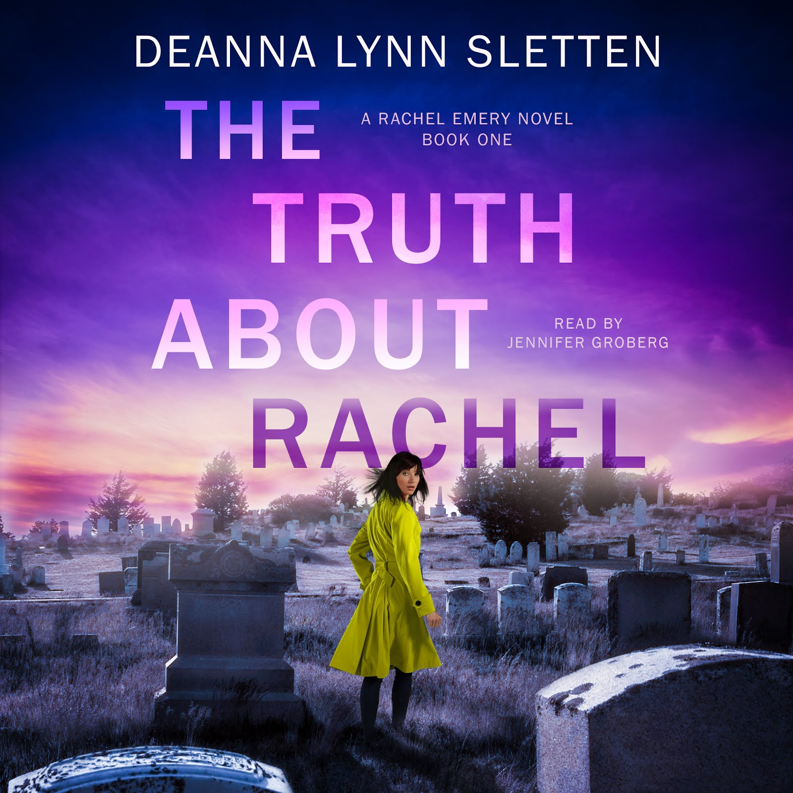 New Release - The Truth About Rachel Audiobook