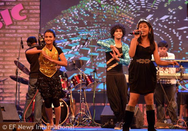 Antara Nandy - Alive India Concert, Bangalore - Parmita Borah photography