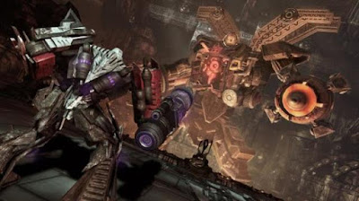 Transformers War for Cybertron Gameplay
