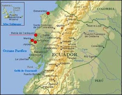 Brazil Weird News The Extraterrestrial Mysteries Of Ecuador - Where is ecuador located