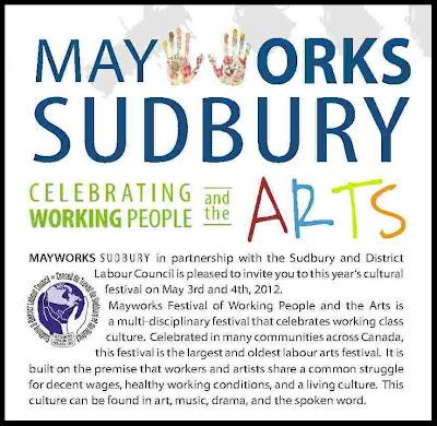 Mayworks Sudbury Festivsal - Art Exhibition - Malinda Prud'homme