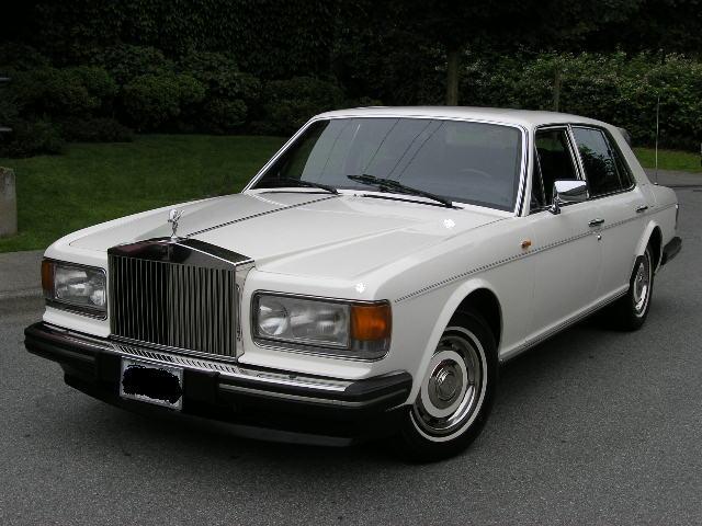 1983 Rolls Royce