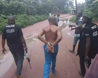 Man Arrested After A Lady He Planned To Use For Ritual Escaped