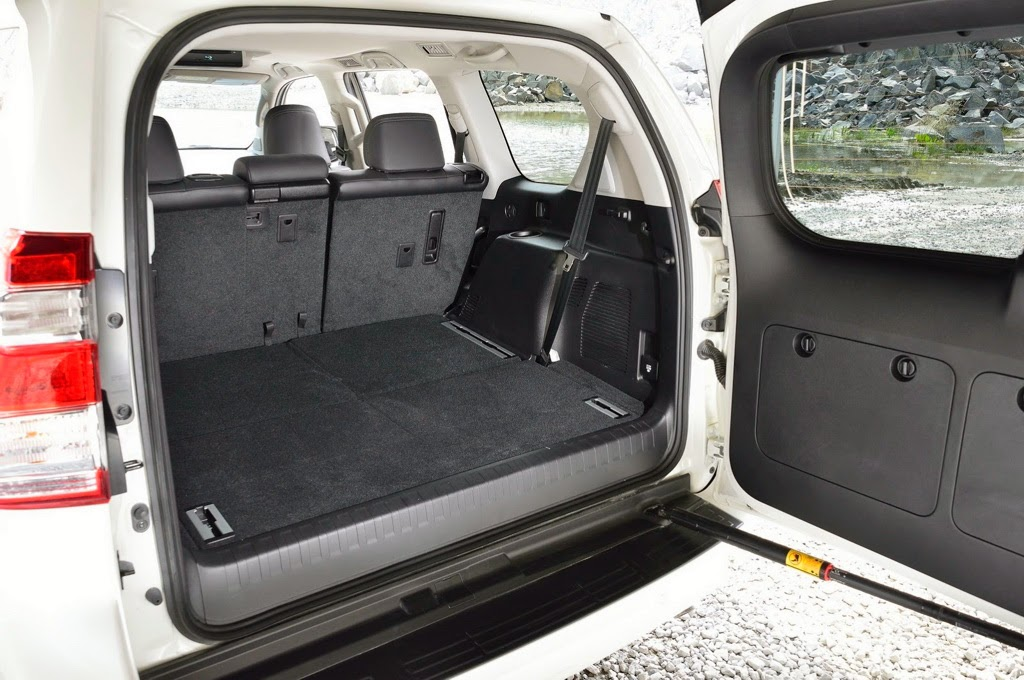 Portbagaj Toyota Land Cruiser