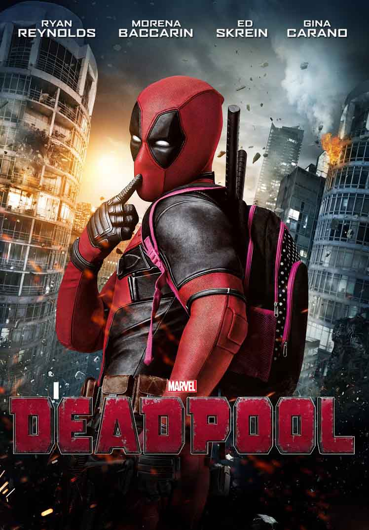 Deadpool Torrent - Blu-ray Rip 4K Dual Áudio (2016)