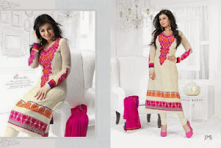 Aashri Creations Party Wear Collection 2013 For Women 007