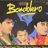Bandolero - Paris latino kislemez