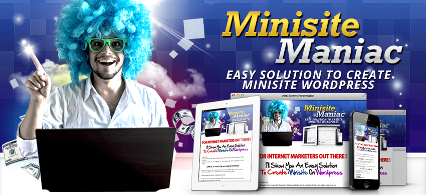 Minisite Multi License