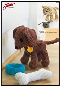 Free Amigurumi Pattern Ravelry : 2000 Free Amigurumi Patterns: Dog Amigurumi in Swedish