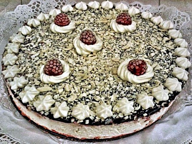 Tarta delicias
