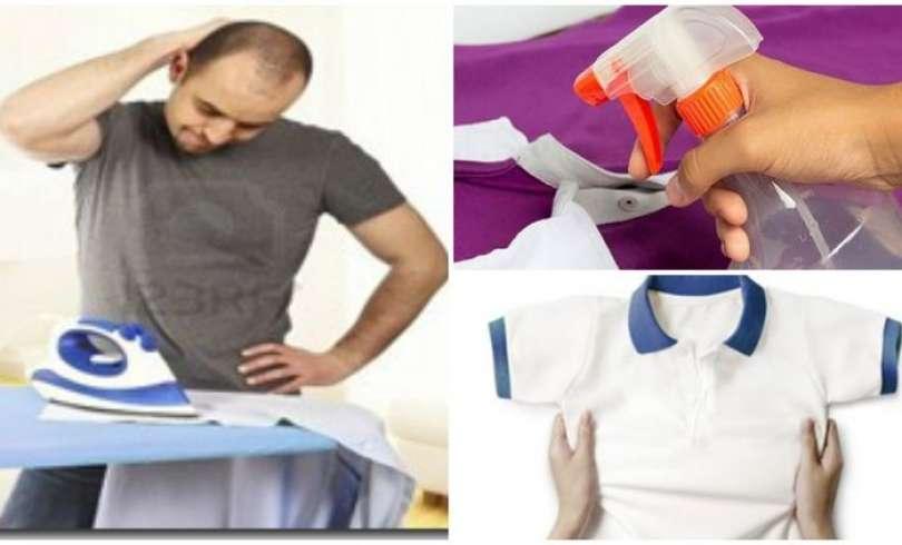 Tips y reflexiones para la vida un aerosol milagroso - Planchado de ropa ...