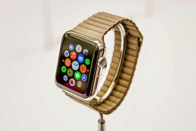 Apple Watch mạ vàng với giá 4000 USD đến 5000 USD