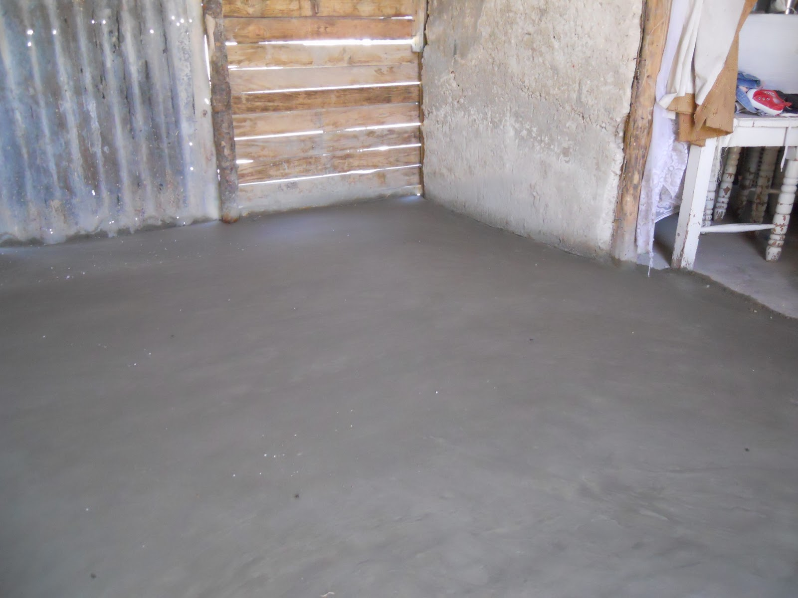 253 cambios de pisos de tierras por el de cemento - Cambio de pisos ...