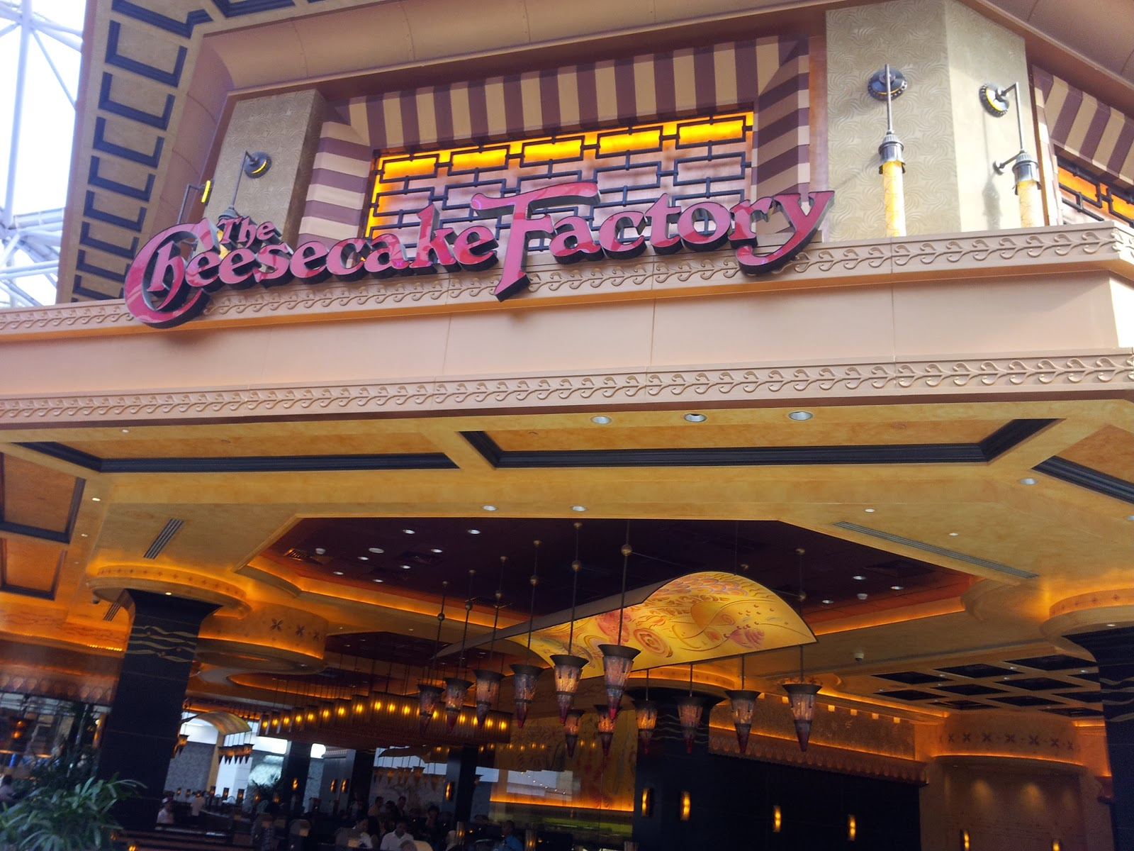 Affordable home decor » cheesecake factory victoria gardens | Home ...