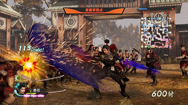 Samurai Warriors 4 Empires Koei Tecmo