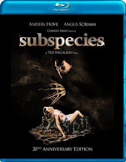 Subspecies (1991) (20th Anniversary Blu-ray Edition)