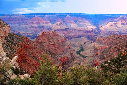 From Backpacker Magazine Grand Canyon
